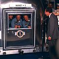Apollo 11 crew in quarantine.jpg