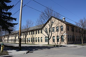 National Register of Historic Places listings in Outagamie County, Wisconsin - Image: Appleton Wire Works