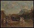 Arabs Crossing a Ford MET DP-16529-001.jpg