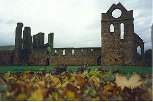 Marion Ogilvy - Arbroath Abbey
