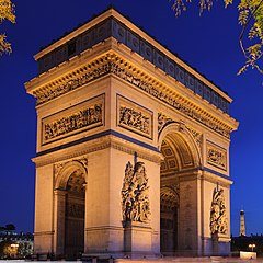 Arc Triomphe (square)
