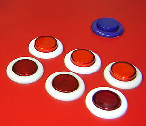 Push-button - Generic arcade game buttons.