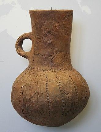 Funnelbeaker culture - Image: Archäologisches Landesmuseum Schloss Gottorf 044