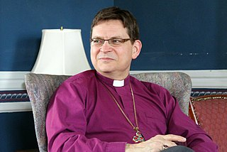 Colin Johnson (bishop)