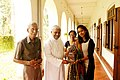 Archbishop His Grace Dr. Soosapakiam receives a copy of Tamed Horses.jpg