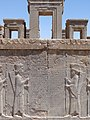 Architecture with Bas-Relief at Apadana Palace - Persepolis - Central Iran - 02 (7427809982) (2).jpg