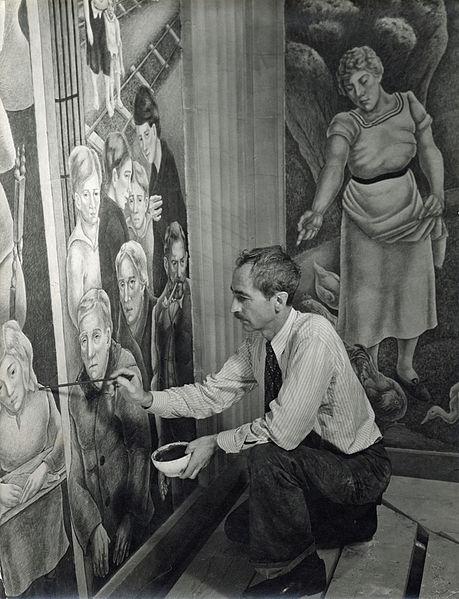 George Biddle, 1969