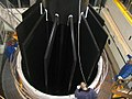 Ares I rocket SRM 12-fin propellant mold.jpg