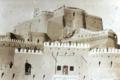 Arg-é Bam in Qajar era.png