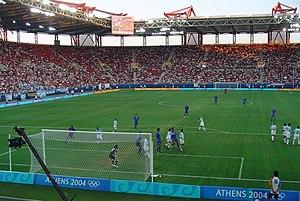 Ethnikos Piraeus F.C. - Karaiskakis Stadium in 2004