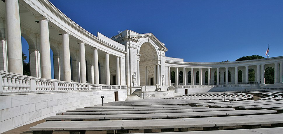 Arlington National Cemetery Amphitheater (1)