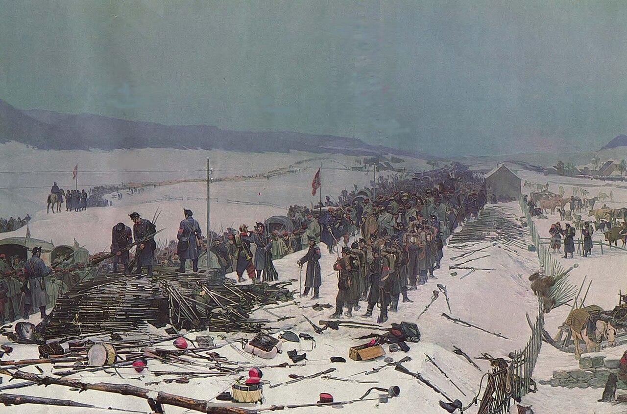 Image illustrative de l'article Armée de l'Est