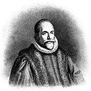 Jacobus Arminius(1560–-1609)
