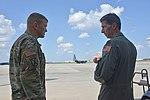 Army Lt. Gen. Jeffrey Buchanan at Savannah Air Dominance Center 170928-Z-XV621-169.jpg