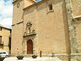 Arnes - Església