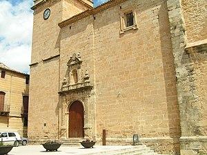 Arnes, Terra Alta - Arnes church