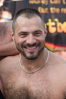 Arpad Miklos Hungarian gay male pornographic film actor