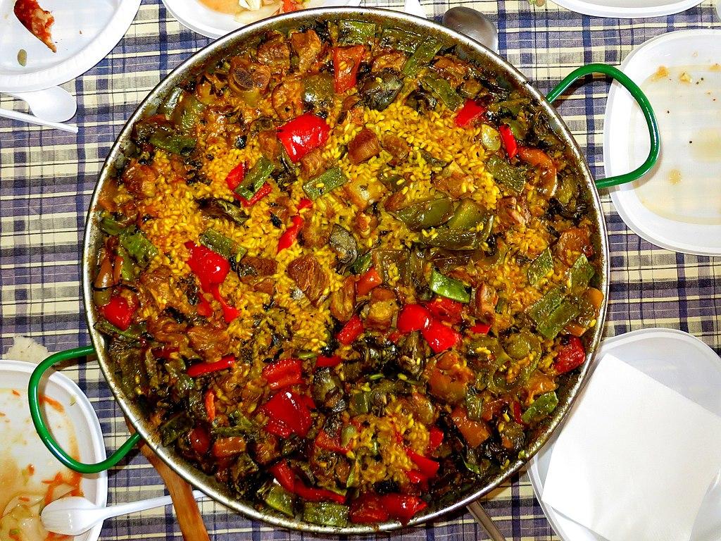 Guide to Spanish cuisine: Murcia, Valencia, Andalusia, Balearic Islands and Cataluña