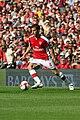 Arsenal v Stoke City FC - Cesc Fabregas dribble.jpg