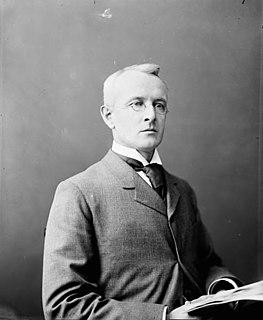 Arthur Rupert Dickey Canadian politician