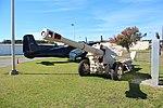 Artillery at Richard B. Russell Airport, Nov 2017.jpg