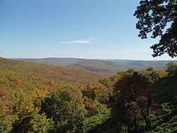 Boston Mountains, Crawford County, Arkansas