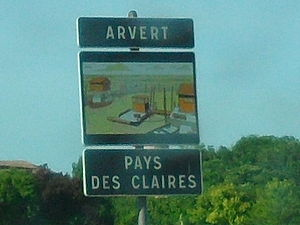 Arvert - Entrance to Arvert