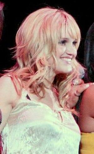 Ashley Roberts - Roberts in 2005