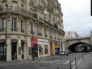 Asnières-sur-Seine - Avenue de la Marne