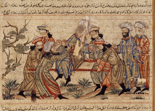 Assassination of Nizam al-Mulk