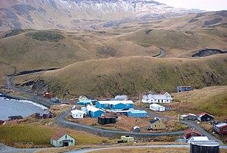 Atka, Alaska - Image: Atka