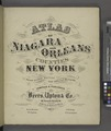 Atlas of Niagara and Orleans counties, New York. NYPL1602478.tiff