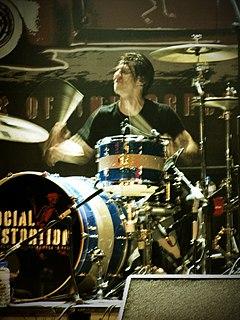 Atom Willard American drummer (born 1973)