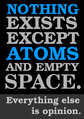 Atomist quote from Democritus.png