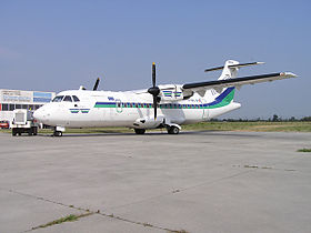 Image illustrative de l'article ATR 42