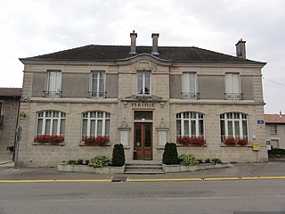 Aubréville Commune in Grand Est, France