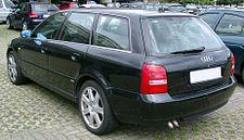 Audi A4 Wikipedia Wolna Encyklopedia