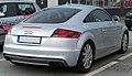 Audi TTS Coupé rear 20100328.jpg