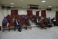 Audience - Panel Discussion - Collaboration with Academic Institutes for the Growth of Wikimedia Projects in Indian Languages - Bengali Wikipedia 10th Anniversary Celebration - Jadavpur University - Kolkata 2015-01-09 2867.JPG