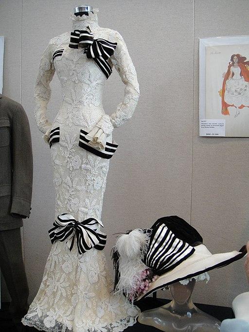 Audrey Hepburn My Fair Lady Dress