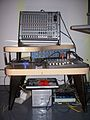 August Sound Collective's broadcast output rig (2007-04-04 19.06.31 by Lee Azzarello).jpg