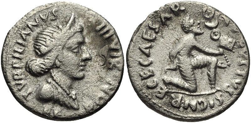 Augustus Denarius 19 BC 2230399
