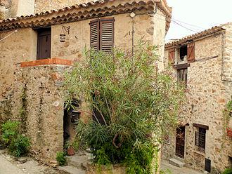 Auribeau-sur-Siagne - The Old Village