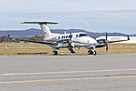 Auscott Limited (VH-NMW) Beechcraft B200GT Super King Air at Wagga Wagga Airport.jpg