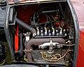 Austin 7 Chummy 1928, 747cc engine at Easton Lodge Gardens, Essex, England.jpg