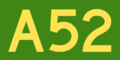 Australian Alphanumeric State Route A52.png