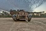 Australian Army tank crew during Talisman Sabre 2015.jpg