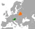 Austria Belarus Locator.png