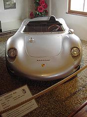 Porsche RSK Spyder, 1959