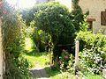 Auvers-sur-Oise (95), ancienne porte de la ferme de Montmaure, inscrite MH, 30.06.2012.jpg